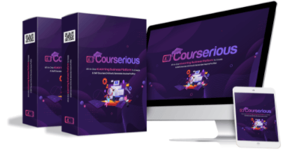 Courserious review  and bonus $562 Price $67