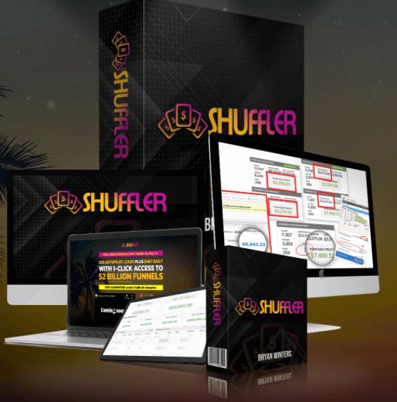 Bryan Winters SHUFFLER review and bonus $1534