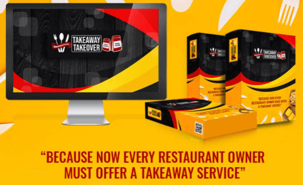 Tony Earp Takeaway Takeover review